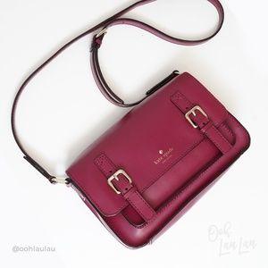 Kate Spade Plum Crossbody Bag